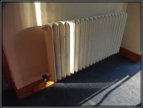 Wall Mounted Cast Iron Radiator